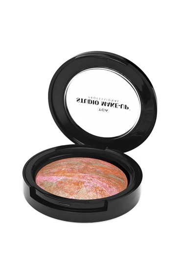 Tca Studio Make Up Fusıon Blush 07X Renkli